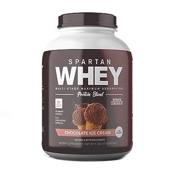 Amazon Com Spartan Whey Best Tasting Whey Protein Powder Premier