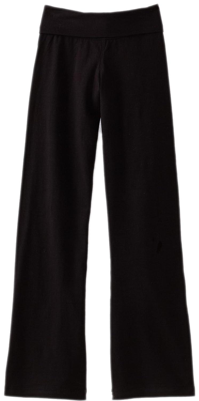 84f1a8e08087e Soffe Big Girls' Yoga Pant: Amazon.co.uk: Clothing