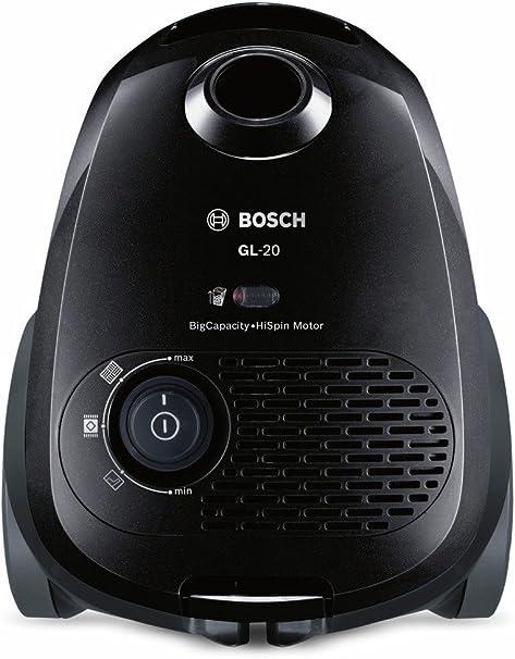 Bosch BGL2A112 GL-20 - Aspirador con bolsa, eficiencia energética A, filtro higiénico: Amazon.es: Hogar