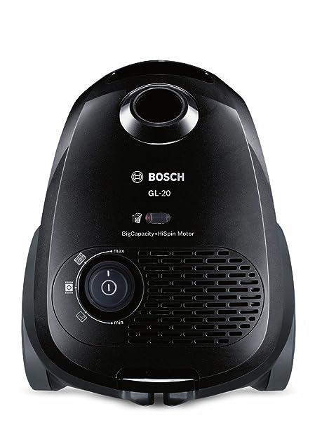 Bosch BGL2A112 GL-20 - Aspirador con bolsa, eficiencia energética A, filtro higiénico