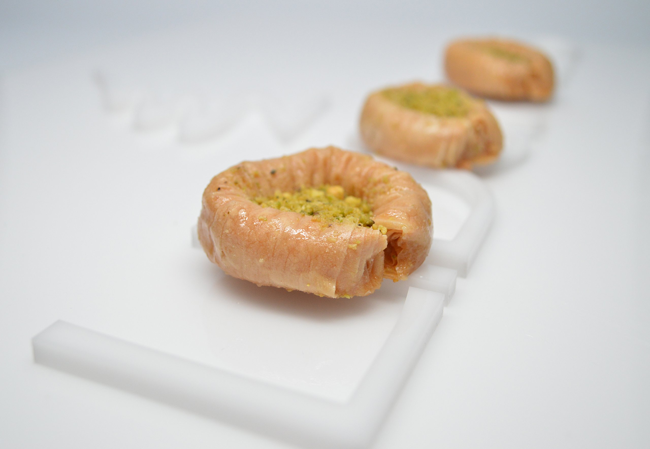 Baklava Assortment - 63 Pc. by Libanais (Image #2)