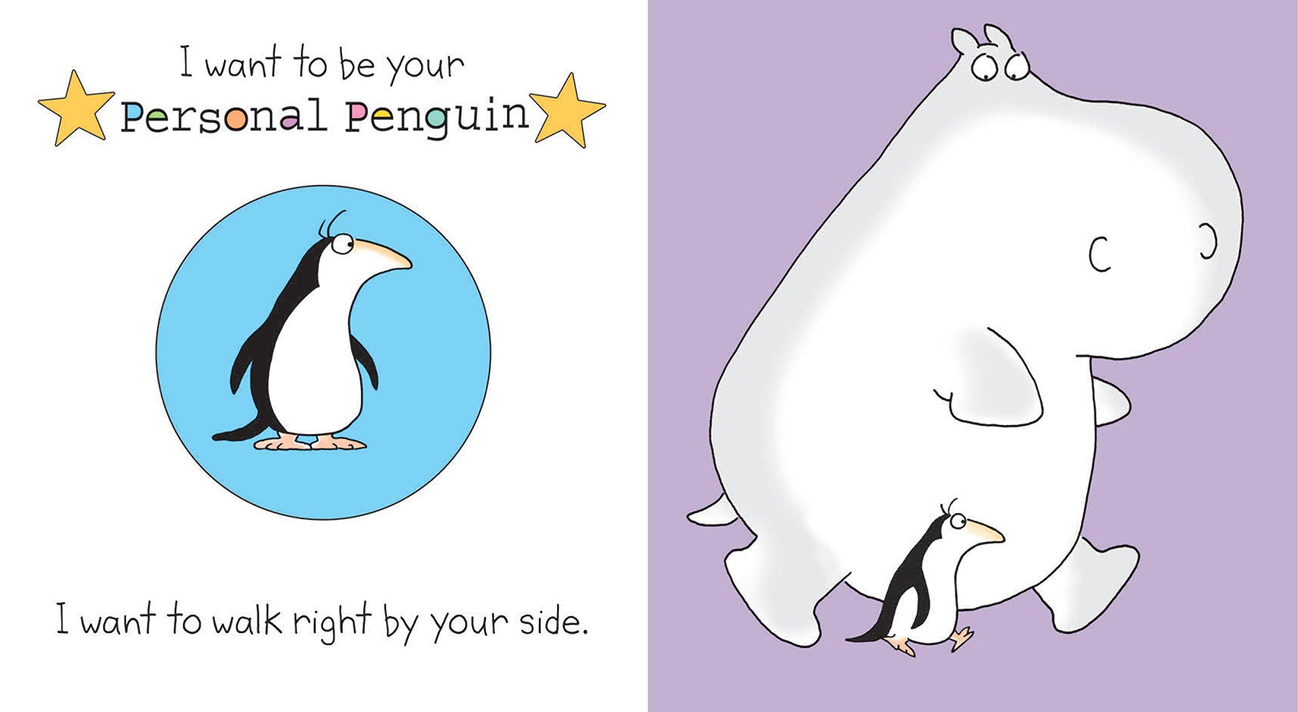 Your Personal Penguin (Boynton on Board): Amazon.co.uk: Sandra ...