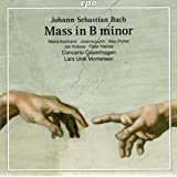 Js Bach:Mass In B Minor [Maria Keohane; Joanne Lunn; Alex Potter; Jan Kobow; Peter Harvey; Concerto Copenhagen ,Lars Ulrik Mortensen ] [CPO : 777851-2]