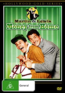 Money from Home   Dean Martin, Jerry Lewis   NON-USA Format   Region 4 Import - Australia