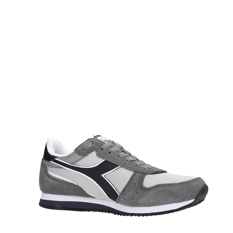 Diadora 101.170241/AI Sneakers Hombre Gamuza Gris 45 yfqfC6