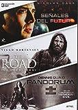 Pack: Señales Del Futuro + The Road + Pandorum [DVD]