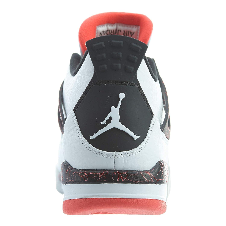 3820320a85bb2 Amazon.com | Nike Mens Air Jordan 4 Retro Basketball Shoe Size 10.5 |  Basketball