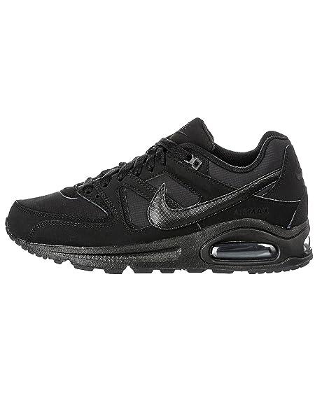 huge discount ed24e 7e81d Nike Air Max Command Women Schuhe black-black-black - 36