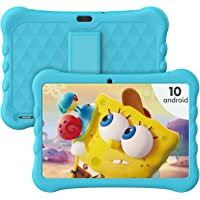 10 Inch Kids Tablet Android 10.0, HAOQIN HaoKids E10, Quad Core, 32GB ROM, HD IPS Display,…