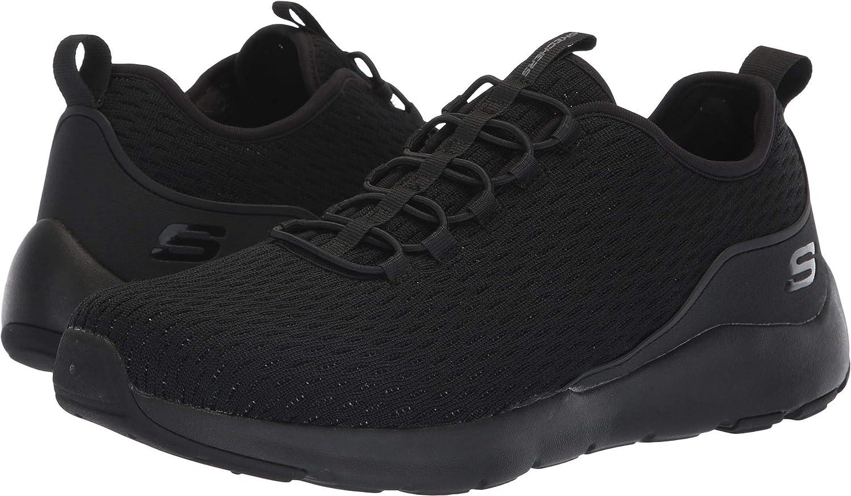 Skechers メンズ 52802 B07GGYWC4S  ブラック/ブラック 7 M US