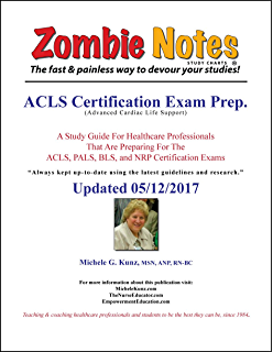 Acls practice code scenarios 2013 5th edition kindle edition by zombie notes acls certification exam prep fandeluxe Choice Image