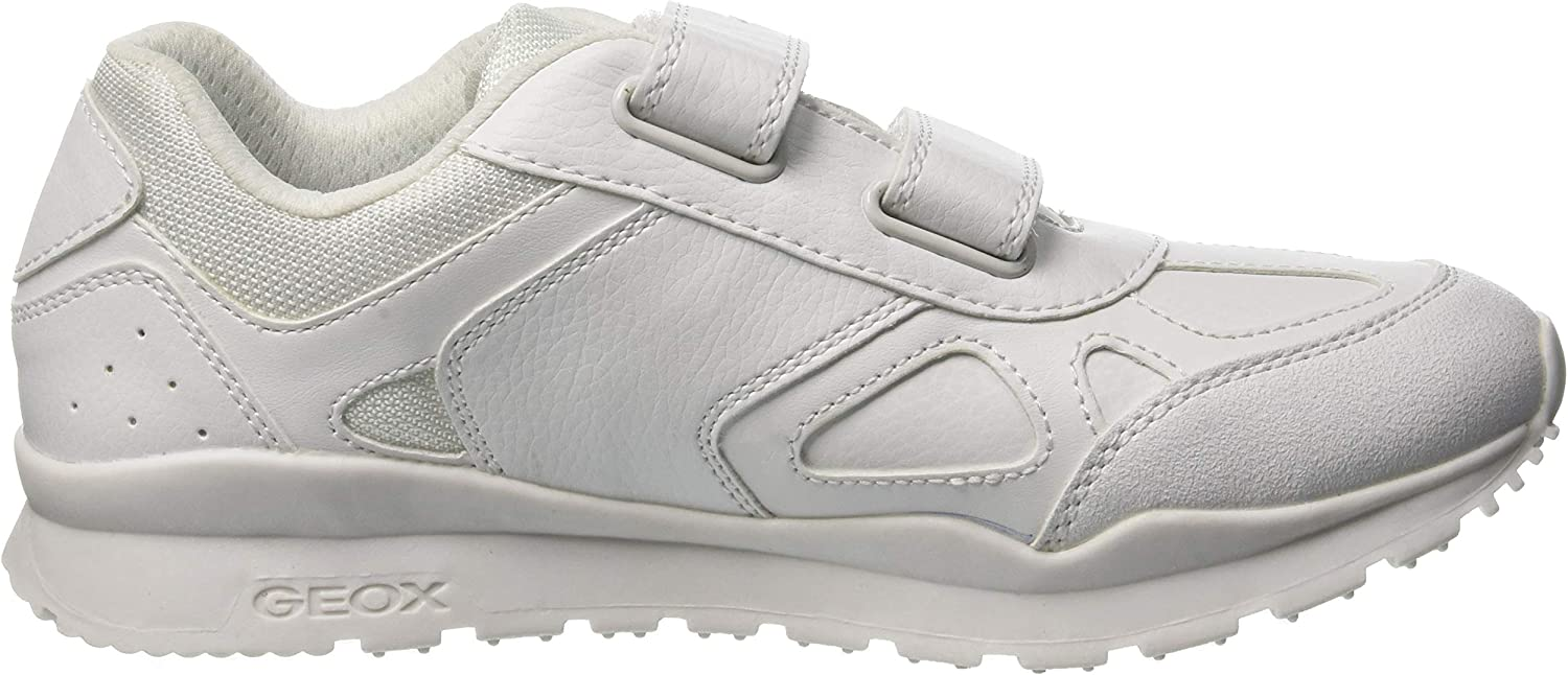 Tormenta competencia Lluvioso  Geox Boy's J Pavel F Low-Top Sneakers: Amazon.co.uk: Shoes & Bags