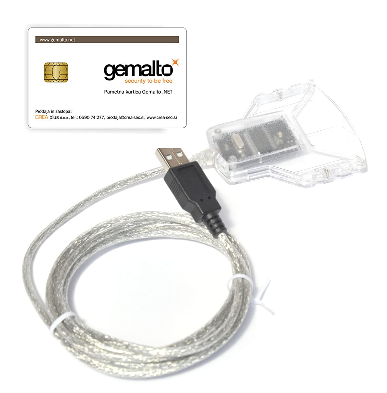 Gemalto IDBridge CT30 USB Vista
