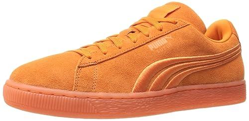 0962a11e440 Puma Suede Classic Badge Iced Fashion Sneaker