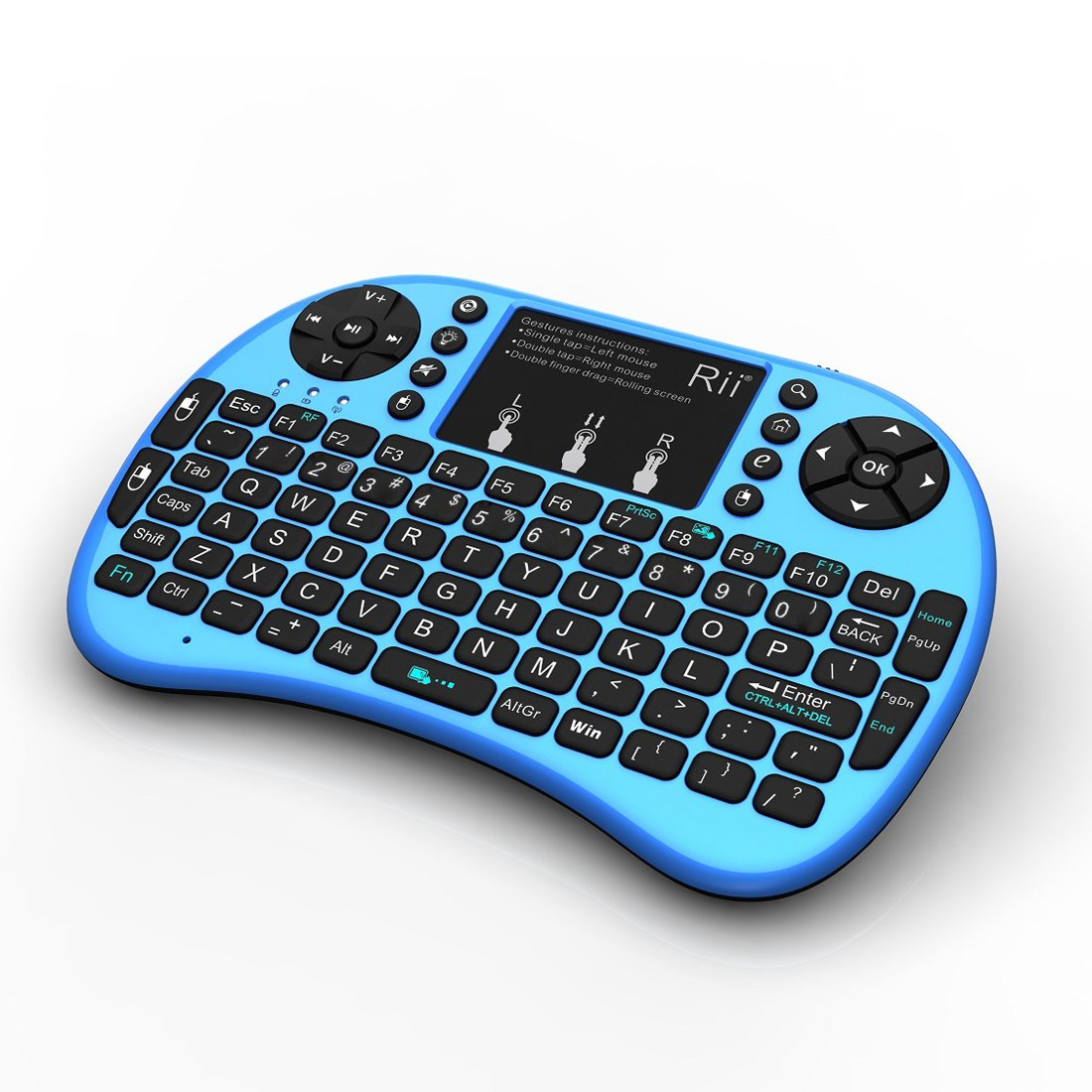 Rii Bluetooth Keyboard Android: Top 10 Best Wireless Keyboard For XBMC Android TV Box 2019