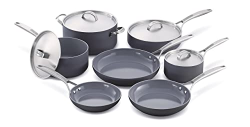 GreenPan Paris Pro 11pc Ceramic Non-Stick Cookware Set Review