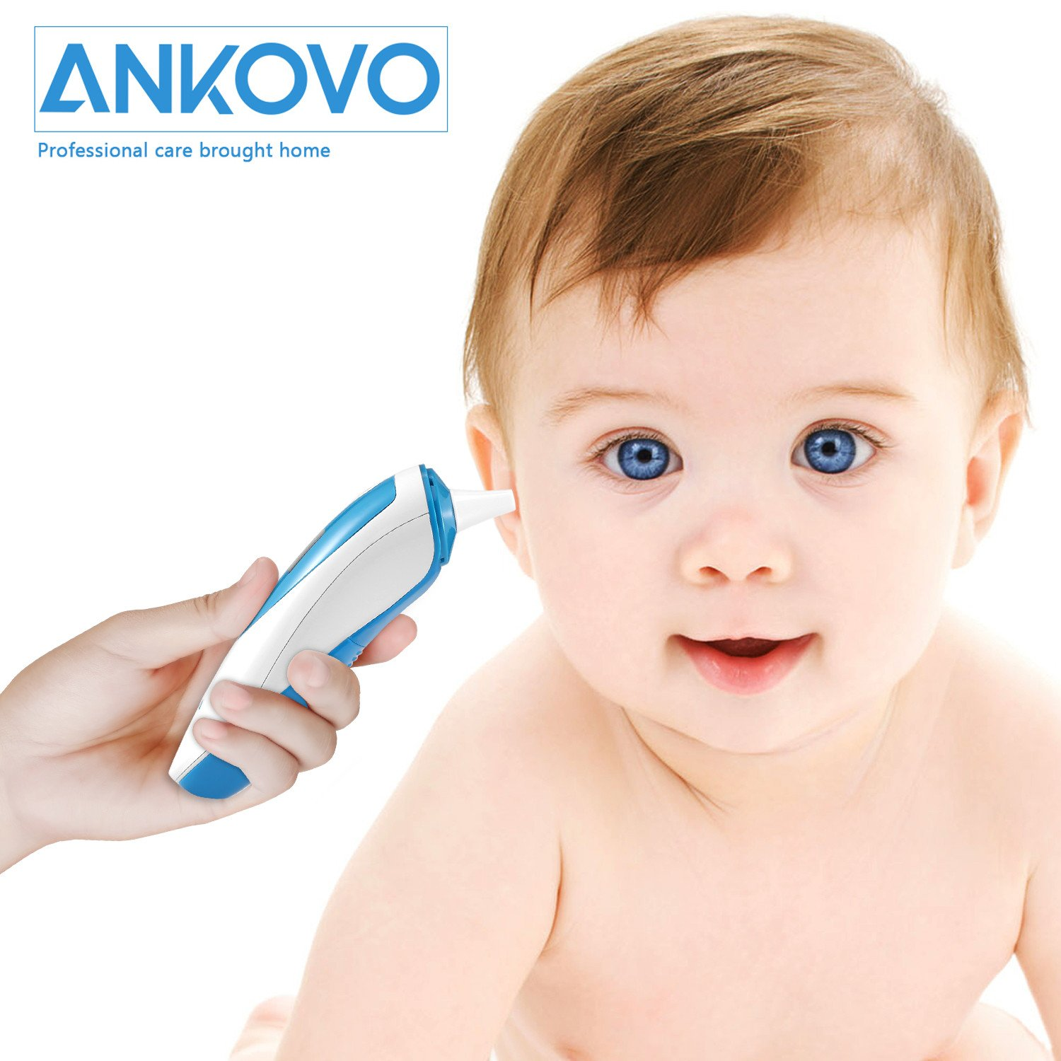 how to use ear thermometer baby