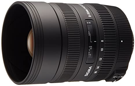 Review Sigma 8-16mm f/4.5-5.6 DC