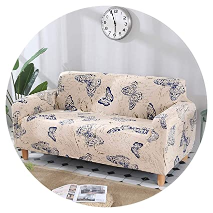 Amazon.com: Sofa Cover Tight Wrap Stretch Couch Cover Sofa ...