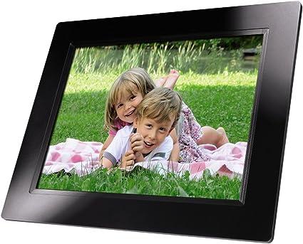 Hama Premium Digitaler Bilderrahmen 9 7 Zoll Schwarz Kamera