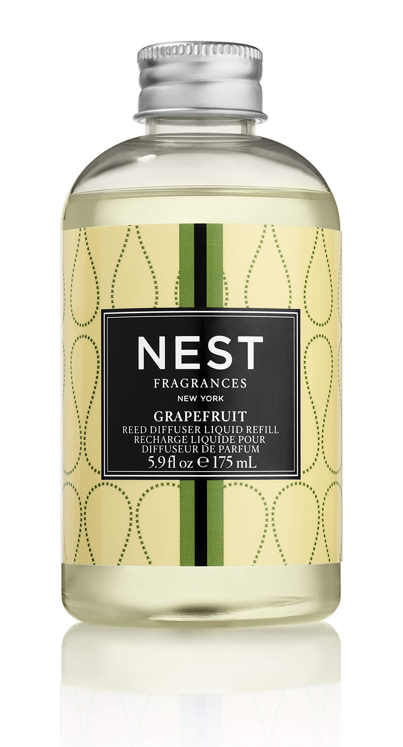 NEST Fragrances Grapefruit Reed Diffuser Liquid Refill by NEST Fragrances