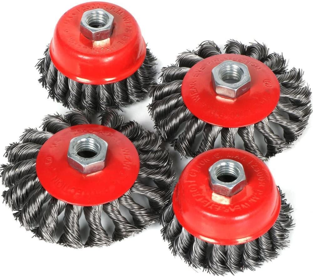 Angle Grinder Wire Brushes