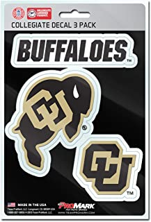 product image for NCAA Colorado Buffaloes Team Decal, 3-Pack