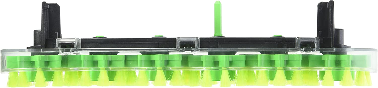 Hoover Part Number 48437030 Hoover Steam Cleaner Scrub Brush Block Assembly 6 Rotating Scrub Brushes