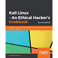 Deals on Kali Linux An Ethical Hackers Cookbook eBook ($44.99 Value)
