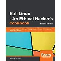 Kali Linux An Ethical Hackers Cookbook eBook ($44.99 Value) Deals