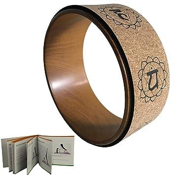 Amazon.com : Aozora Yoga Wheel 13