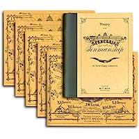 Theory Book & Five Copybooks