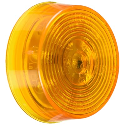 """Grote G3003-5 Hi Count Yellow 2"""" 9-Diode LED Clearance Marker Light (Retail Pack): Automotive"""
