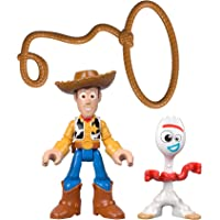 Fisher-Price Imaginext Toy Story 4 Surtido de Figuras, Woody Playset