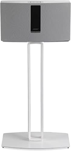 SoundXtra Floor Stand for Bose SoundTouch 30 – Single White