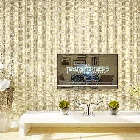 Non Woven Plain Wallpaperthe Yellow Wallpaperwallpaper For Bedroom