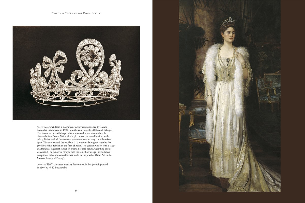 Jewels Of The Romanovs Family And Court