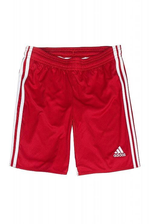 adidas Regi 14 SHO WB - Pantaloncini da uomo, UOMO, rosso/bianco,