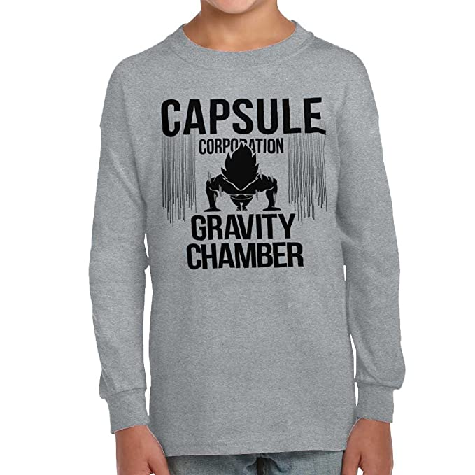 Amazon.com: Nerdy Goku Ninja Pill Corporation Chamber Youth ...