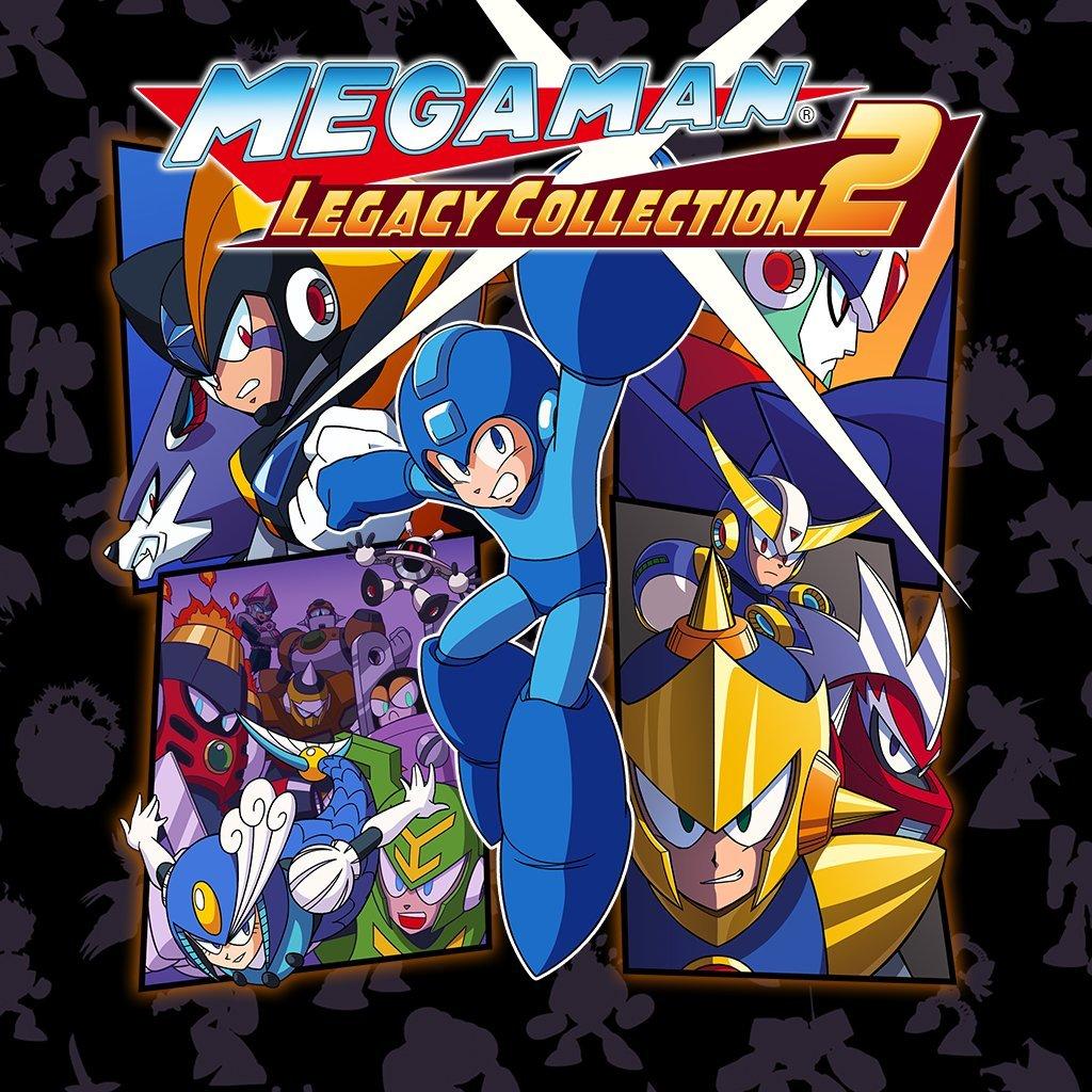 Amazon.com: Mega Man Legacy Collection 2 - PS4 [Digital Code ...