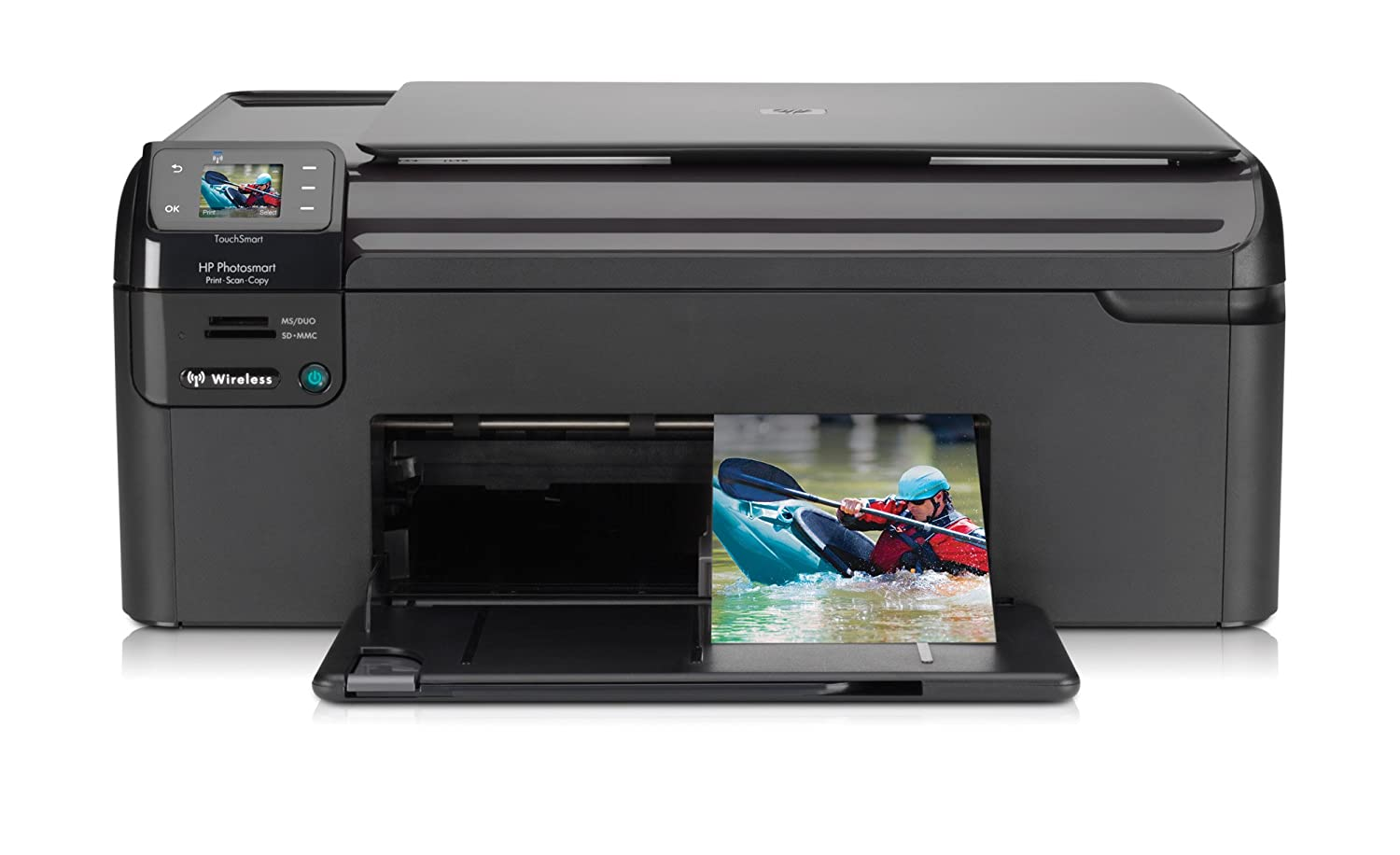 HP Photosmart Wireless All-in-One Printer series - B109