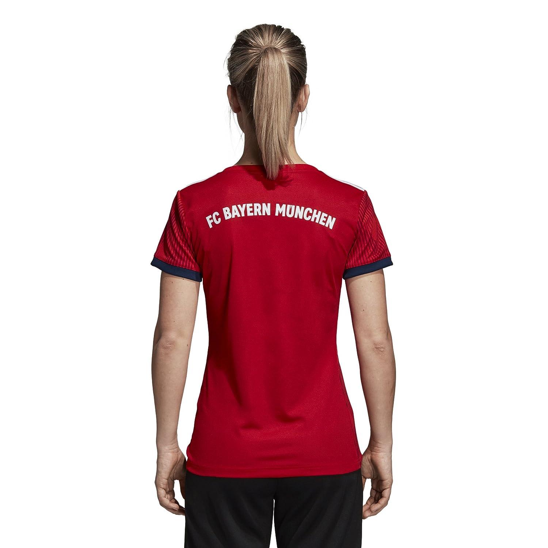 Adidas FCB H JSY W Camiseta de Equipación Línea FC Bayern de Munich ... f945150831b