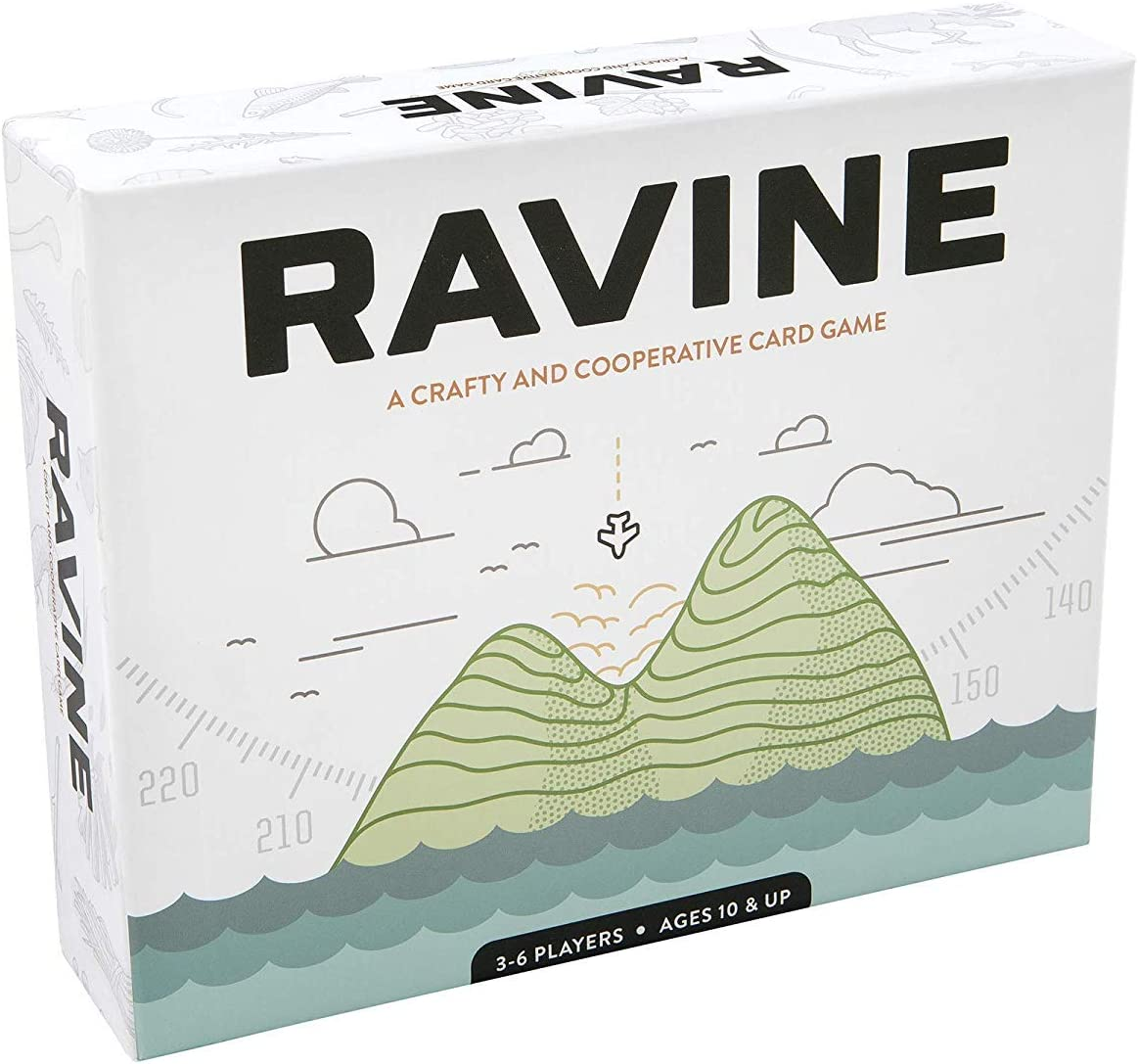 Ravine: A Crafty and Cooperative Card Game [並行輸入品]
