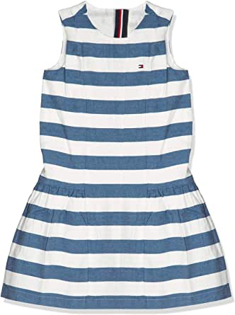 Tommy Hilfiger Girls' Dress - Shirt 164