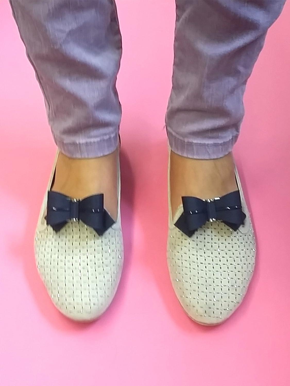 2de77f26dbf La Loria Accessoires Femme Clips pour chaussures Fashionable Loop ...