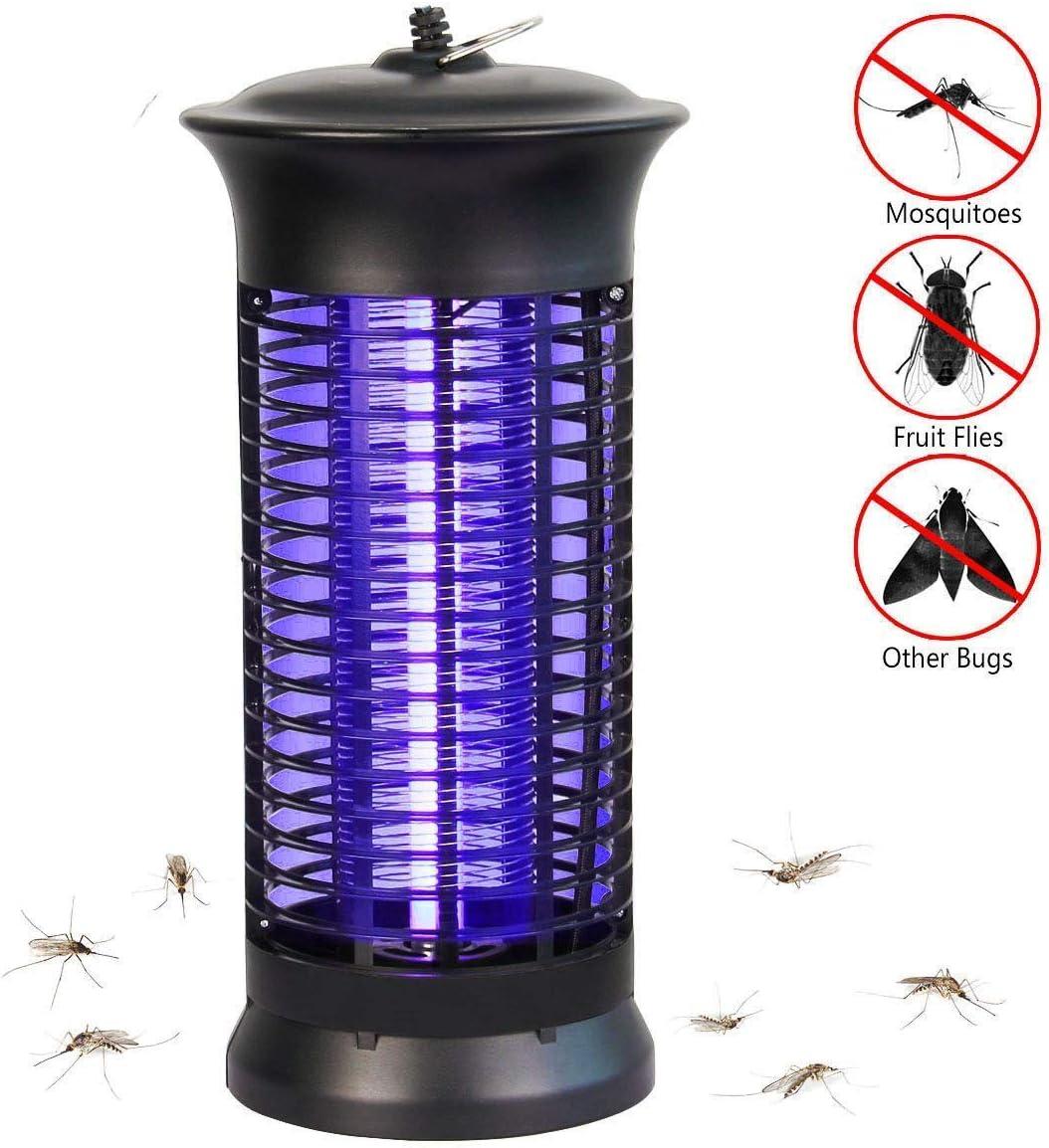Amazon.com: NoBug Bug Zapper eléctrico para interior con luz ...