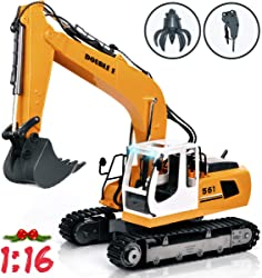 Top 16 Best Remote Control Excavator (2021 Reviews & Buying Guide) 7
