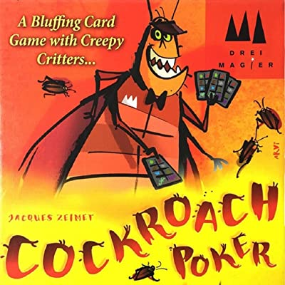 Cockroach Poker: Toys & Games