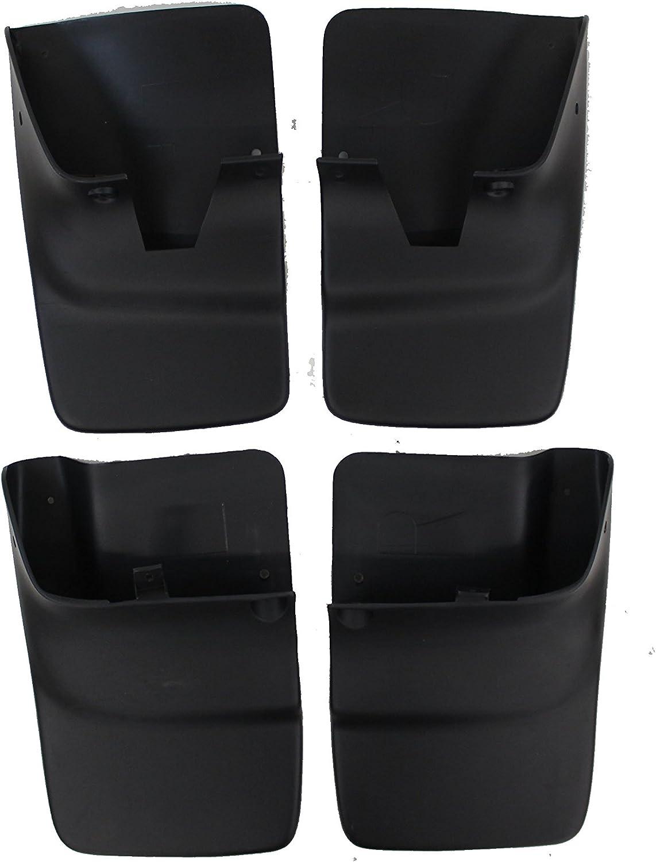 4 St/üCk Car Mud Flaps Fender F/üR FORD RANGER T7 MK2 4X4 2015-2018,Auto Mudflaps Radsch/üTzer Splash Guards Auto-Styling-Zubeh/öR
