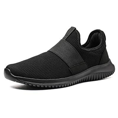 La Moster Men's Athletic Running Shoes Fashion Sneakers Casual Walking Shoes for Men Tennis Baseball Racquetball Cycling | Tennis & Racquet Sports
